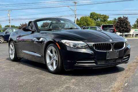 2012 BMW Z4 for sale at Knighton's Auto Services INC in Albany NY