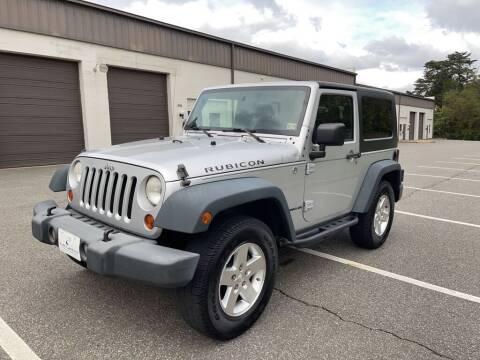 2008 Jeep Wrangler for sale at Auto Land Inc in Fredericksburg VA