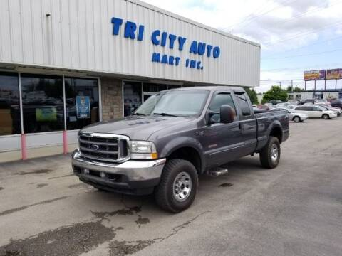 2003 Ford F-250 Super Duty for sale at Tri City Auto Mart in Lexington KY
