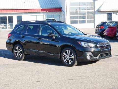 2019 Subaru Outback for sale at Park Place Motor Cars in Rochester MN