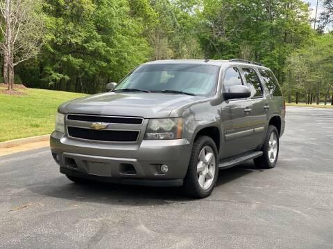 2008 Chevrolet Tahoe for sale at Top Notch Luxury Motors in Decatur GA