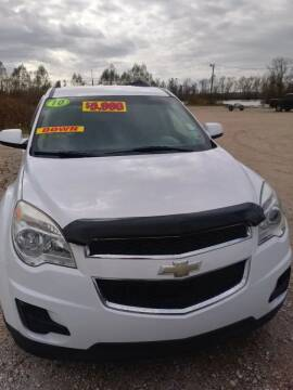 2010 Chevrolet Equinox for sale at Finish Line Auto LLC in Luling LA