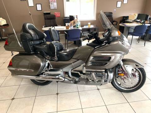 2004 Honda Goldwing for sale at Mack 1 Motors in Fredericksburg VA