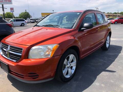 2010 Dodge Caliber for sale at Arkansas Car Pros in Cabot AR