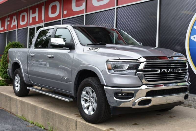 2020 RAM Ram Pickup 1500 for sale at Alfa Romeo & Fiat of Strongsville in Strongsville OH