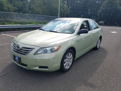 2007 Toyota Camry Hybrid for sale at B&B Auto LLC in Union NJ