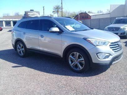 2015 Hyundai Santa Fe for sale at 1ST AUTO & MARINE in Apache Junction AZ