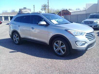 2015 Hyundai Santa Fe for sale at 1ST AUTO & MARINE in Apache Junction AZ