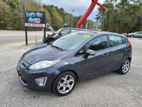 2011 Ford Fiesta for sale at Let's Go Auto in Florence SC