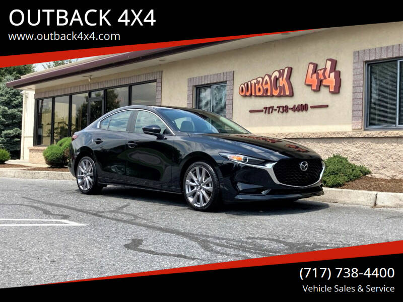 2019 Mazda Mazda3 Sedan for sale at OUTBACK 4X4 in Ephrata PA