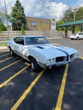 1971 Oldsmobile Cutlass for sale at Classic Car Deals in Cadillac MI