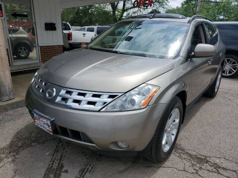 2004 Nissan Murano for sale at New Wheels in Glendale Heights IL