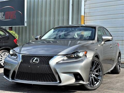 2015 Lexus IS 250 for sale at Haus of Imports in Lemont IL