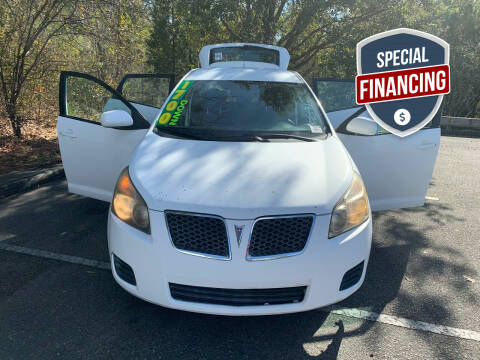 2009 Pontiac Vibe for sale at Auto Mart in North Charleston SC