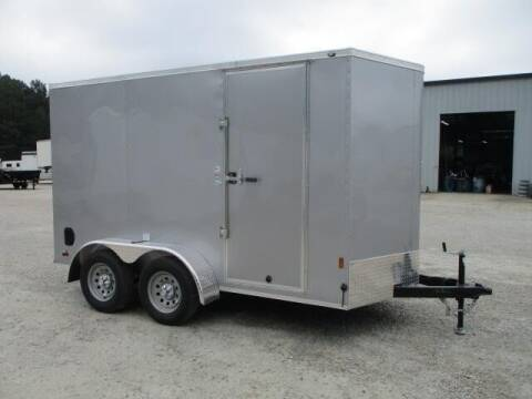 2022 Continental Cargo Sunshine 6x12 Tandem Axle Vnos for sale at Vehicle Network - HGR'S Truck and Trailer in Hope Mills NC
