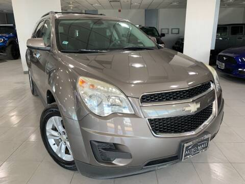 2010 Chevrolet Equinox for sale at Auto Mall of Springfield in Springfield IL