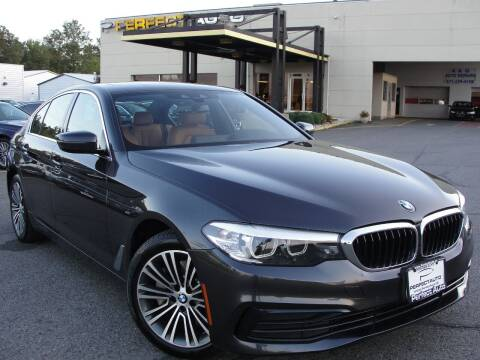 2019 BMW 5 Series for sale at Perfect Auto in Manassas VA