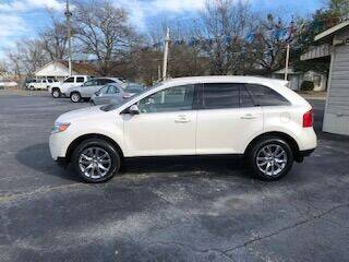 2013 Ford Edge for sale at Howard Johnson's  Auto Mart, Inc. in Hot Springs AR