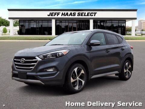 2017 Hyundai Tucson for sale at JEFF HAAS MAZDA in Houston TX