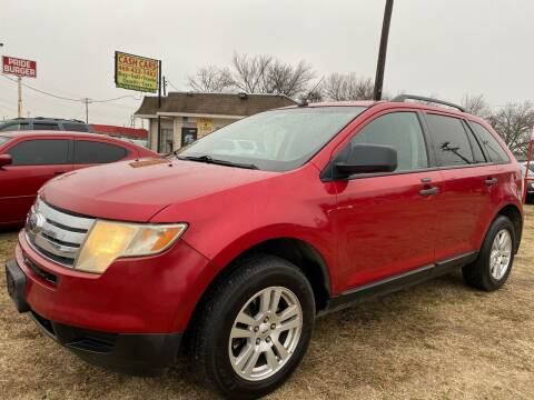 2010 Ford Edge for sale at Texas Select Autos LLC in Mckinney TX
