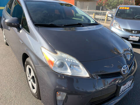 2012 Toyota Prius for sale at CARZ in San Diego CA