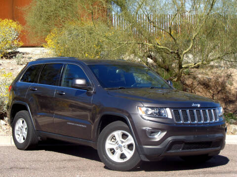 2015 Jeep Grand Cherokee for sale at AZGT LLC in Phoenix AZ