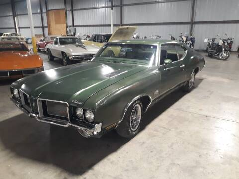 1972 Oldsmobile 442 for sale at Heartland Classic Cars in Effingham IL