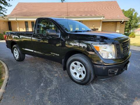 2017 Nissan Titan for sale at Tremont Car Connection in Tremont IL