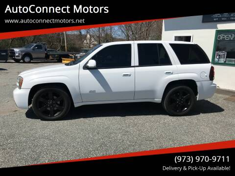 2006 Chevrolet TrailBlazer for sale at AutoConnect Motors in Kenvil NJ