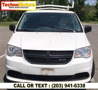 2014 RAM C/V for sale at Techno Motors in Danbury CT