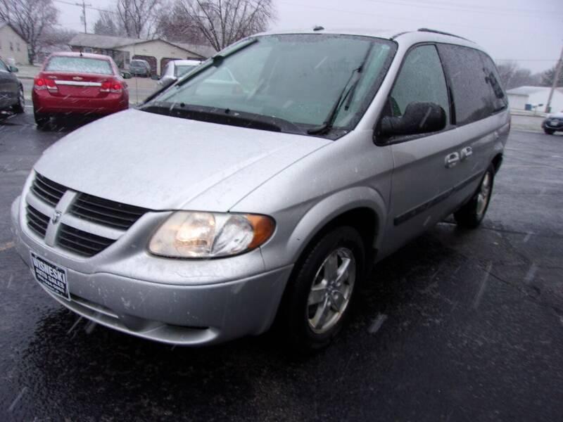 2007 Dodge Caravan for sale at Wisneski Auto Sales, Inc. in Green Bay WI