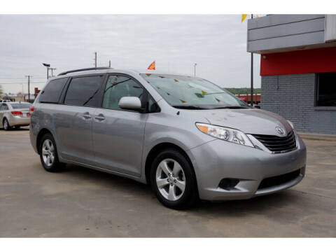 2012 Toyota Sienna for sale at Sand Springs Auto Source in Sand Springs OK