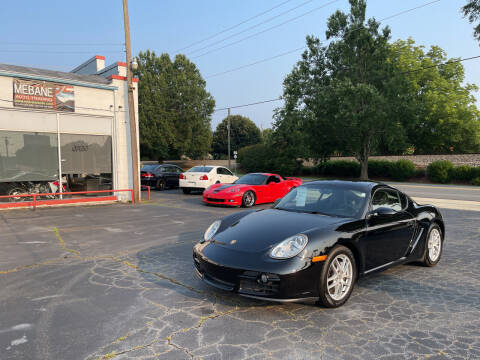 2008 Porsche Cayman for sale at Mebane Auto Trading in Mebane NC