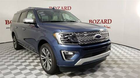 2020 Ford Expedition MAX for sale at BOZARD FORD in Saint Augustine FL