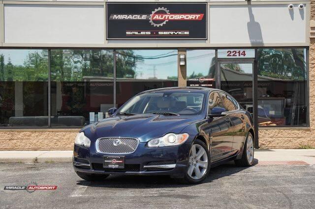 2009 Jaguar XF for sale in Mecerville, NJ