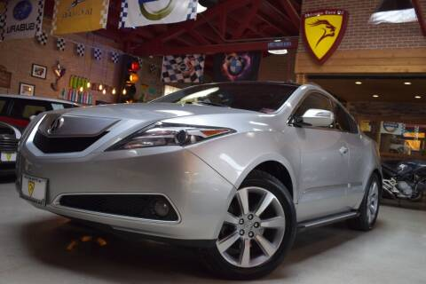 2012 Acura ZDX for sale at Chicago Cars US in Summit IL