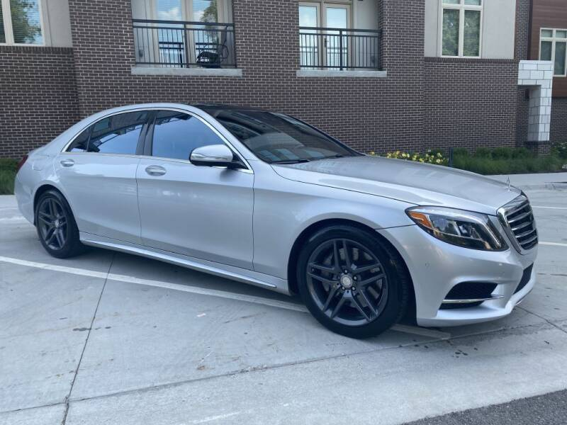 2014 Mercedes-Benz S-Class for sale in Overland Park, KS