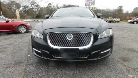 2012 Jaguar XJL for sale at Atlanta Fine Cars in Jonesboro GA