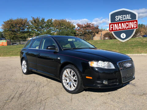 2008 Audi A4 for sale at Lenders Auto Group in Hillside NJ