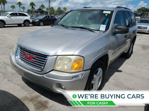 2007 GMC Envoy for sale at Boats And Cars in Palmetto FL