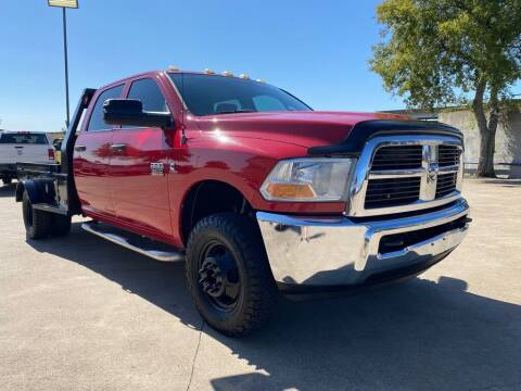 2011 RAM Ram Chassis 3500 for sale at Thornhill Motor Company in Hudson Oaks, TX
