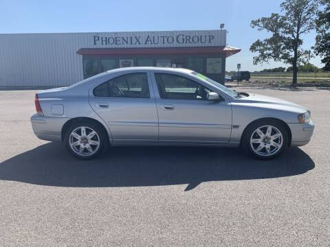 2005 Volvo S60 for sale at PHOENIX AUTO GROUP in Belton TX