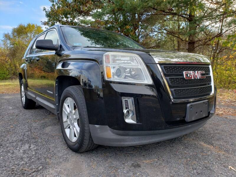 2011 GMC Terrain for sale at Jacob's Auto Sales Inc in West Bridgewater MA