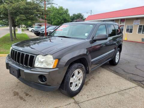 2006 Jeep Grand Cherokee for sale at THE PATRIOT AUTO GROUP LLC in Elkhart IN