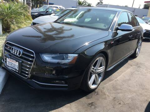 2014 Audi S4 for sale at Auto Max of Ventura in Ventura CA