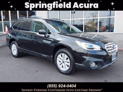 2016 Subaru Outback for sale at SPRINGFIELD ACURA in Springfield NJ