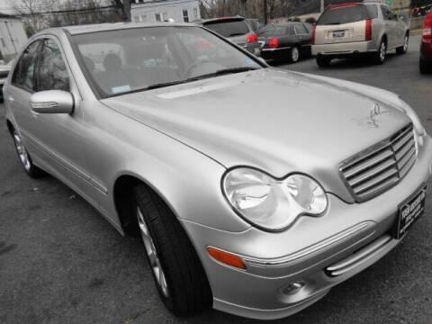 2005 Mercedes-Benz C-Class for sale at Yosh Motors in Newark NJ