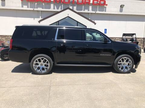 2018 Chevrolet Suburban for sale at Head Motor Company - Head Indian Motorcycle in Columbia MO
