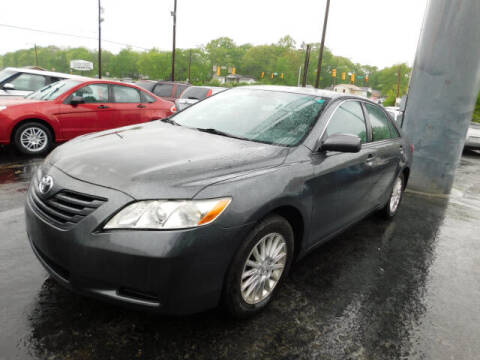 2007 Toyota Camry for sale at WOOD MOTOR COMPANY in Madison TN