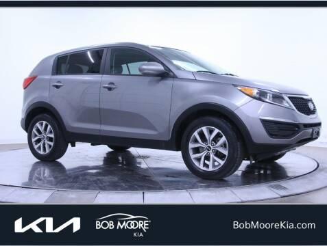 2016 Kia Sportage for sale at Bob Moore Kia in Oklahoma City OK